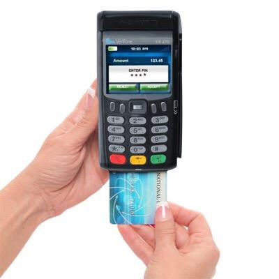 Opłać czesne kartą bankową